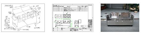 3次元CADを部分的に使うチエ:イメージ