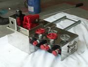 油圧ポンプカバー:写真